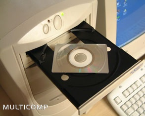 PocketDISK 100% compatibles con lectoras de CD-ROMs