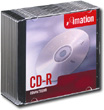 CD-R 700Mb/ 80min - 48x, JewelCases individuales